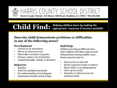 Harris County School District / Harris County School