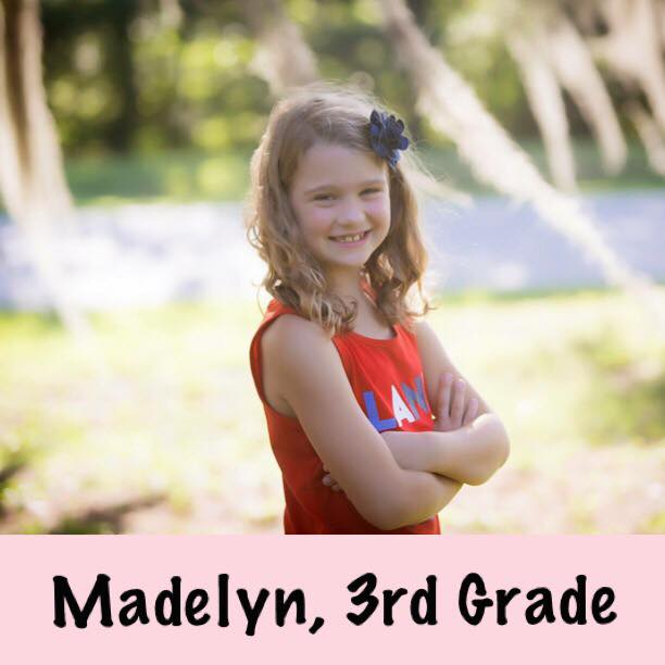 Help Madelyn go to NYLF!