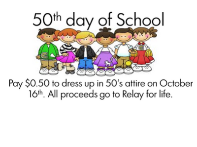 50th Day Relay For Life Event